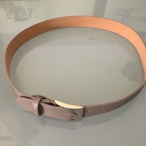 Persaman   Leather Belt made in Italy